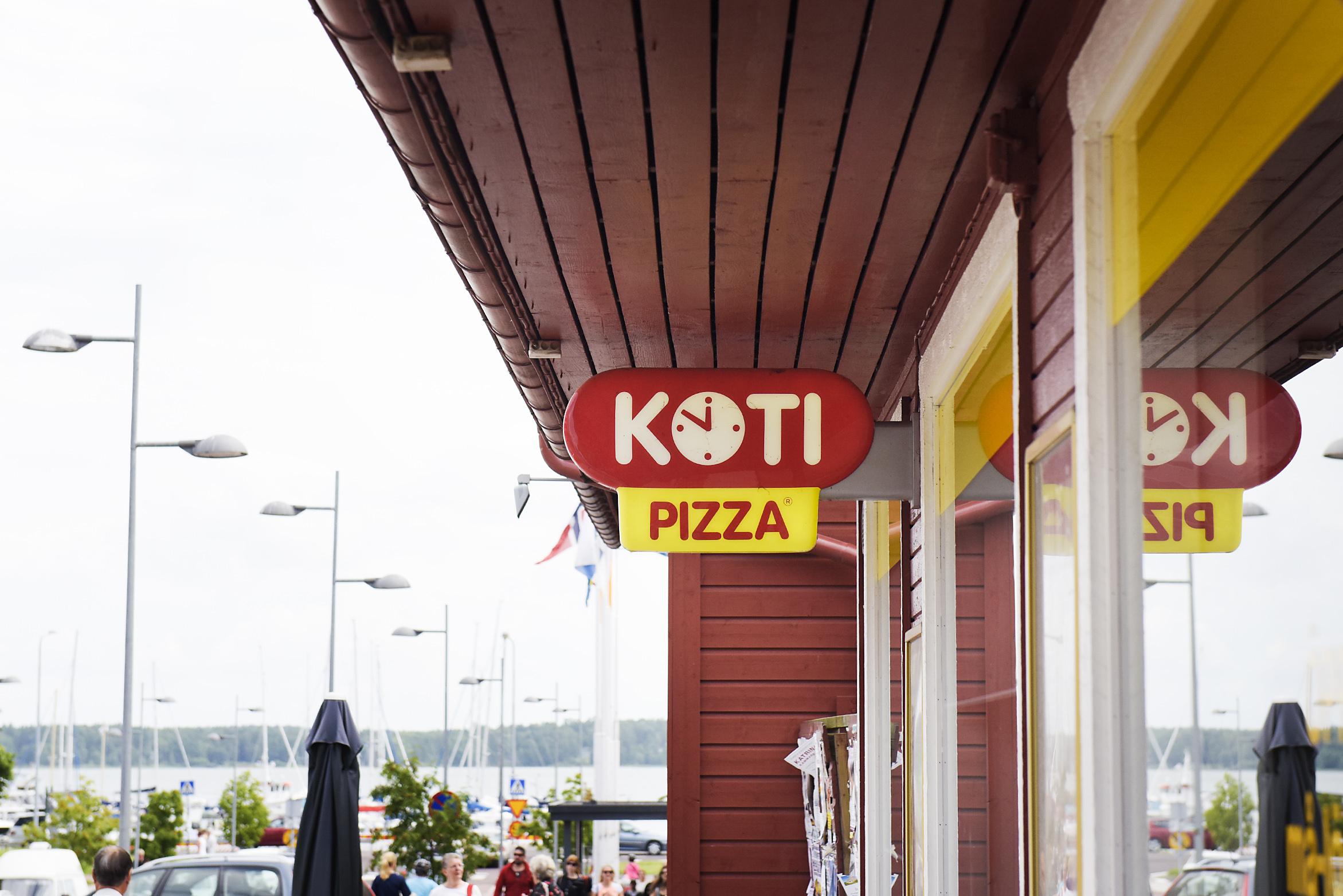 Kotipizza Huittinen