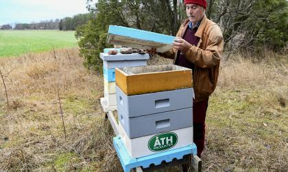 Ålands biodlarförening  ger LR svidande kritik