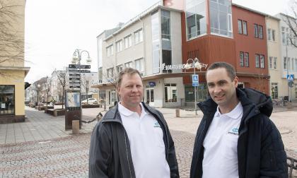 Nytt bolag bygger i centrum