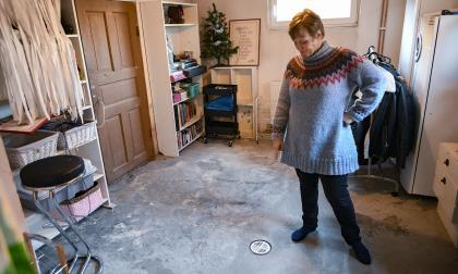 Staden avsäger ansvar för översvämmade källare