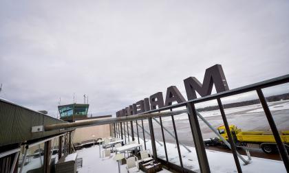 Flygfältet renoveras för fem miljoner euro