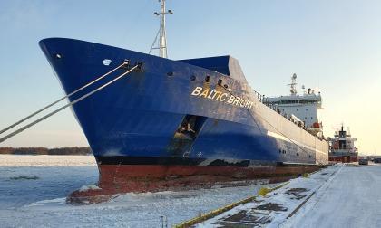 Godby Shipping köper roro-fartyg