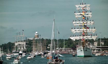 Tall Ships Race tillbaka 2024