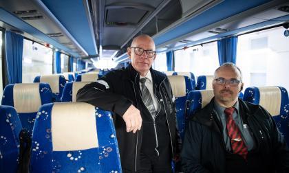 Bussbolagen larmar om ökad skadegörelse
