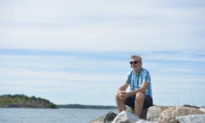 Tidskrift hyllar Ålands jubileum
